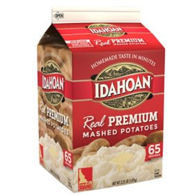 Idahoan Real Premium Mashed Potatoes (3.25 lbs.)