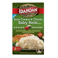 Idahoan Sour Cream and Chives Baby Reds Mashed Potatoes (8 pk.)