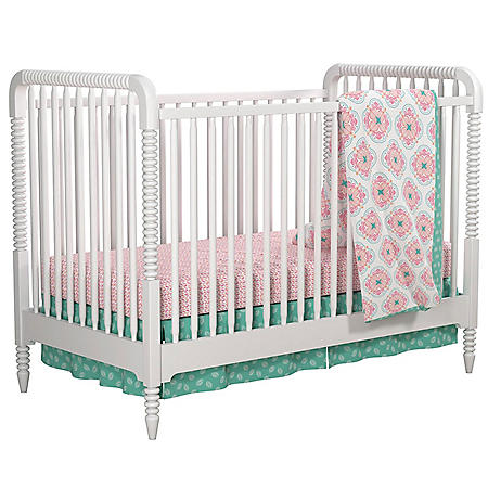Little Seeds 4-Piece Crib and Toddler Bedding Set, Cora