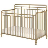 Deals on Little Seeds Monarch Hill Hawken 3-in-1 Convertible Metal Crib
