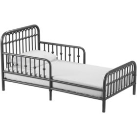 Little Seeds Monarch Hill Ivy Metal Toddler Bed (Choose Your Color)