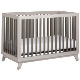 Little Seeds Rowan Valley Flint Crib (Choose Your Color)