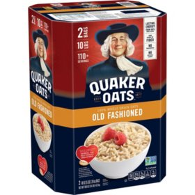 Quaker Old Fashioned Oats (5 lb., 2 pk.)