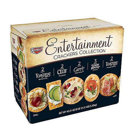 Keebler Entertainment Crackers Collection (43.31oz)