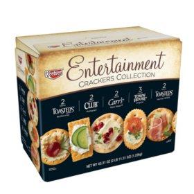 Keebler Entertainment Crackers Collection (43.31 oz.)