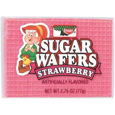 Keebler Strawberry Sugar Wafers (2.75 oz., 12 pk.)