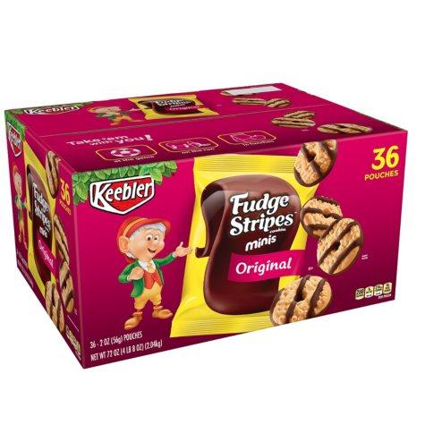 Keebler Fudge Stripes (2 oz., 36 pks.)