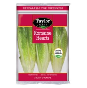 Romaine Lettuce Hearts (3 ct.)