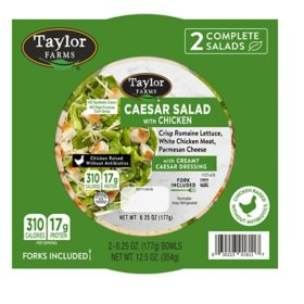 Caesar Salad with Chicken (6.25 oz., 2 pk.)