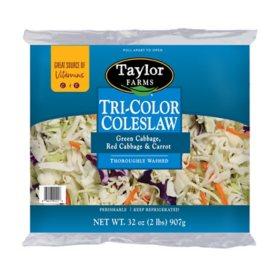 Taylor Farms Coleslaw (2 lbs.)