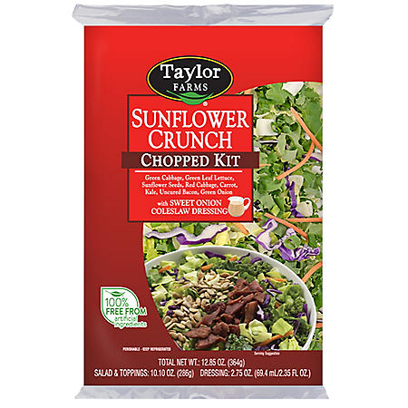 Sunflower Bacon Crunch Chopped Salad (12.8 oz.)