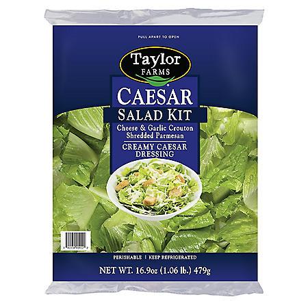Classic Caesar Salad Kit (16.9 oz.)