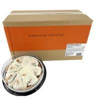Cinnamon Rolls, Bulk Wholesale Case