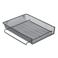 """Rolodex"""" Mesh Stackable Front Load Letter Tray"""