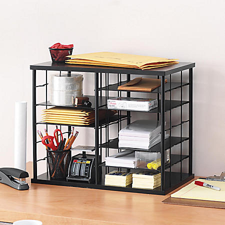Rubbermaid® 12-Slot Organizer