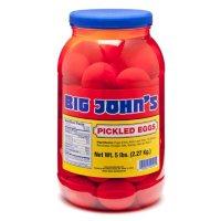 Big John's Pickled Eggs (5 lbs.)