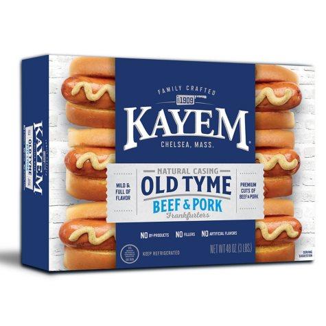 Kayem Deli Plump & Juicy Hot Dogs - 3 lbs.