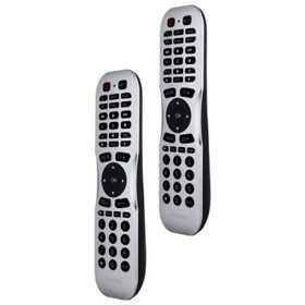 Philips 6-Device Smart Universal Remote Control, Bluetooth Programming, 2pk