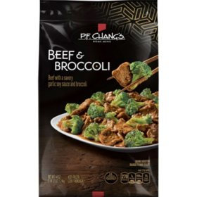 P.F. Chang's Beef with Broccoli Skillet Meal, Frozen (44 oz.)