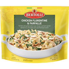 Bertolli Classic Skillet Meal, Chicken Florentine and Farfalle (24 oz., 2 pk.)