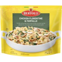 Bertolli Chicken Florentine and Farfalle Classic Skillet Meal, Frozen (2 pk.)