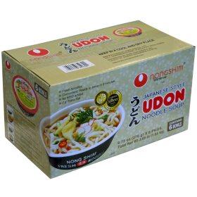 Nongshim Udon Noodle Soup (9.73 oz., 6 pk.)