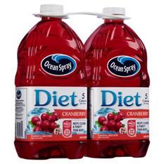 Ocean Spray Diet Cranberry Juice Drink (64 fl.oz., 2 ct.)