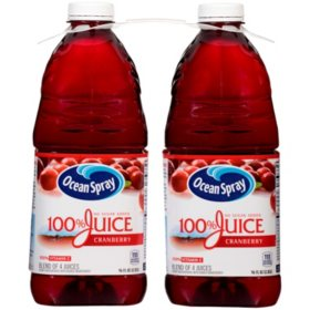 Ocean Spray Cranberry Juice (96 oz., 2 pk.)