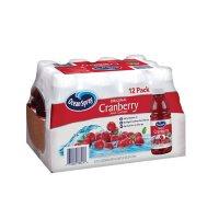 Ocean Spray Cranberry Juice Cocktail (15.2oz / 12pk)