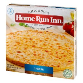 Home Run Inn Classic Cheese Pizza, Frozen (2 pizzas)