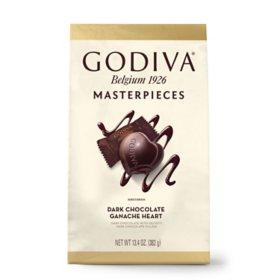 Godiva Masterpieces Dark Chocolate Ganache Heart (13.4 oz.)