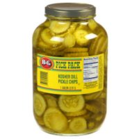 B&G Kosher Dill Pickle Chips (1 gal.)