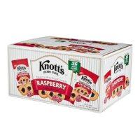 Knott's Berry Farm Raspberry Shortbread Cookies (2 oz., 36 pk.)