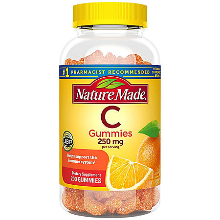 Nature Made Vitamin C Gummies (200 ct.)