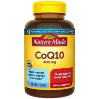 Nature Made CoQ10 400mg Softgels (90 ct.)