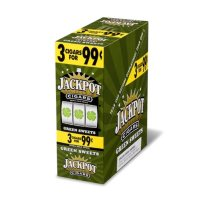 Jackpot Green Sweet Sweet Cigarillos, 3 for $0.99 (3 ct., 15 pk.)