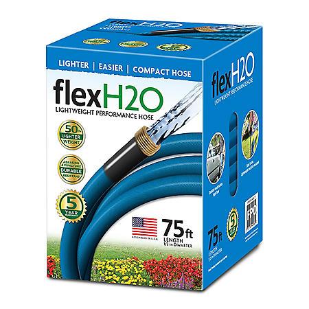 flexH2O 75ft Lightweight Performance Hose