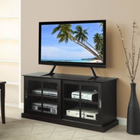 Table Top TV Stand - Black - Sam's Club