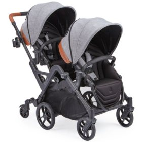 Contours Curve Double Stroller (Choose Your Color)