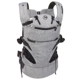 Contours Journey 5-Position Baby Carrier, Graphite