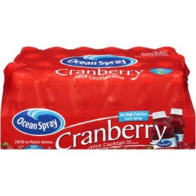 Ocean Spray Cranberry Juice Cocktail- 10 fl. oz. - 24 pk.
