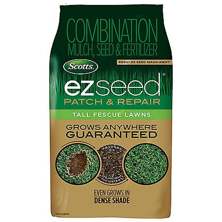 Scotts EZ Seed Patch & Repair Tall Fescue Lawns 25 lb.