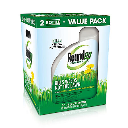 Roundup For Lawns, Northern (Value 2-Pack)