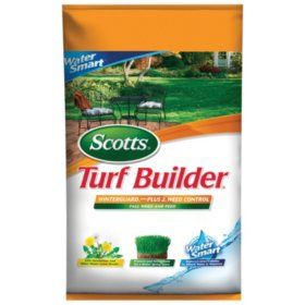 Scotts? Turf Builder? with Plus 2 Weed Control