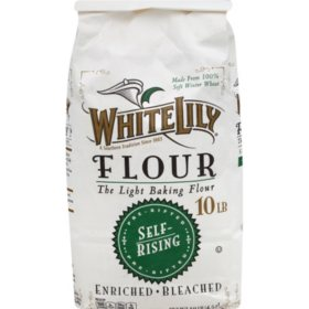 White Lily Self Rising Flour (10 lbs.)