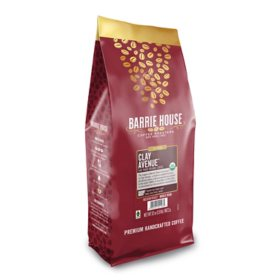Barrie House Clay Avenue Whole Bean Coffee (40 oz.)