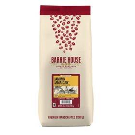 Barrie House Fair Trade Light Roast Whole Bean Coffee, Jammin Jamaican (40 oz.)