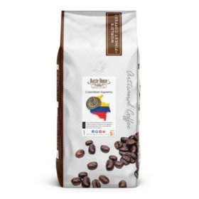 Barrie House Whole Bean Coffee, Colombian Supremo (40 oz.)