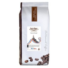 Barrie House Whole Bean Coffee, French Roast (40 oz.)