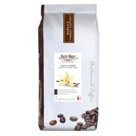 Barrie House Whole Bean Coffee, French Vanilla (40 oz.)